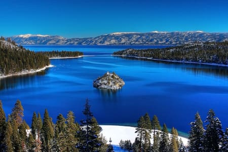 Tahoe City 2bd/1.5ba ski condo. - Tahoe City