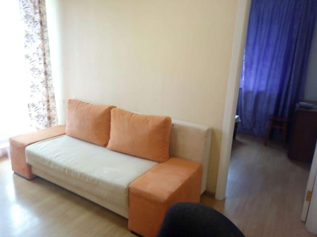 Квартира возле Днепра