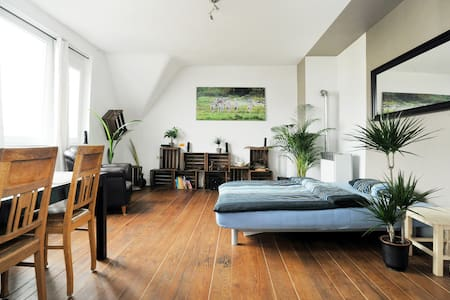 Lovely, spacious room near centre - Stuttgart