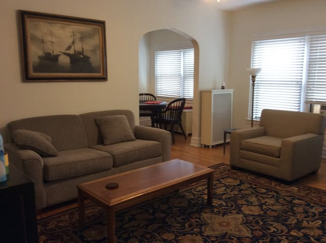 Nice clean 1 bedroom apartment - Forest Park - Apartment