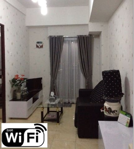 Amazing View of BDG+FREE WIFI+2BR - Bandung - Apartment
