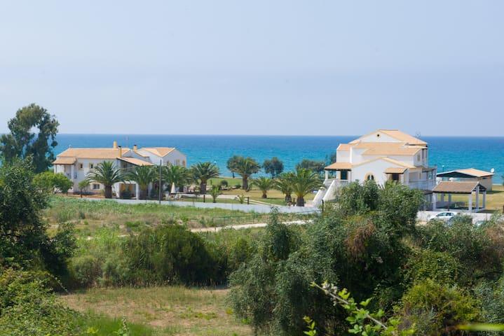 Corfu Sea Palm Residence Magnolia - Karousades - Lägenhet