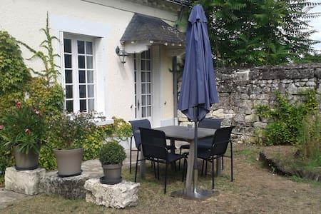 Catalpa's guest house - La Chapelle-sur-Loire - 独立屋