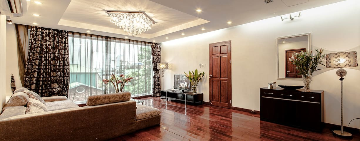 4Seasons Apartment - Tay Ho District - Leilighet