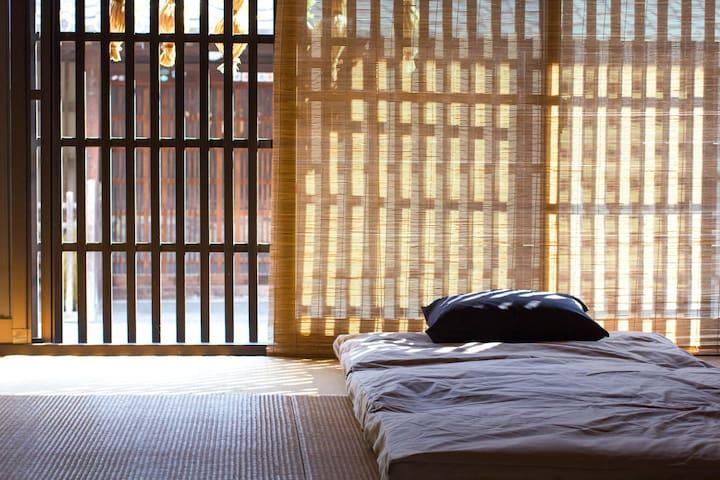 Century-old Traditional Guesthouse - Nagoya-shi Midori-ku - Huis