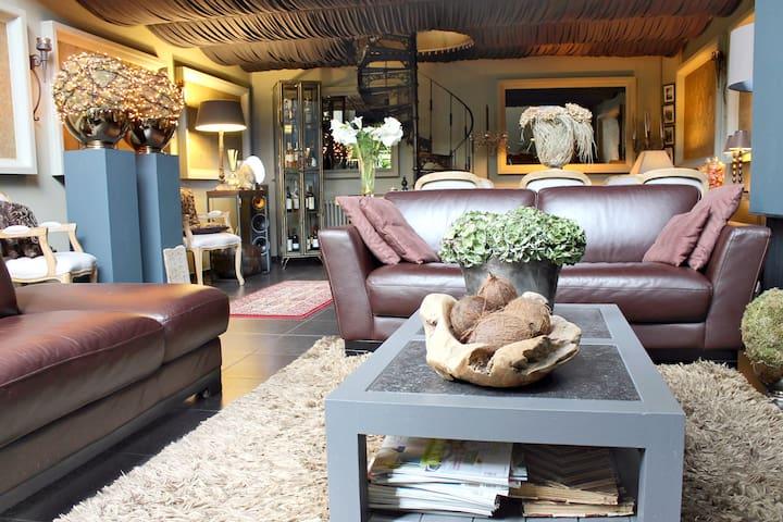 Dinellis Guesthouse Duplex GENTcity - Ghent