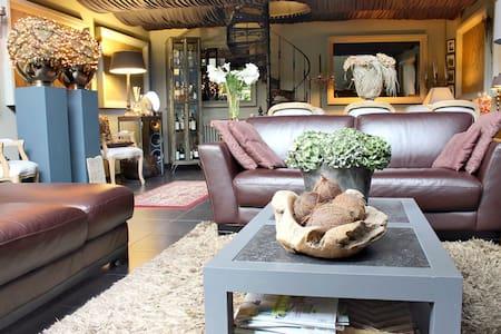 Dinellis Guesthouse Duplex GENTcity - Ghent - Apartmen