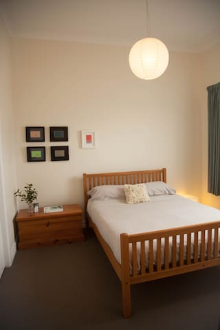 Your room - plenty of space to make yourself at home.