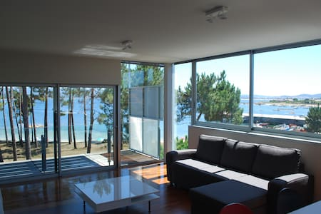 Beautiful sea views on an island - Apartemen