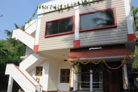 Single bed room house - Udupi - Dom