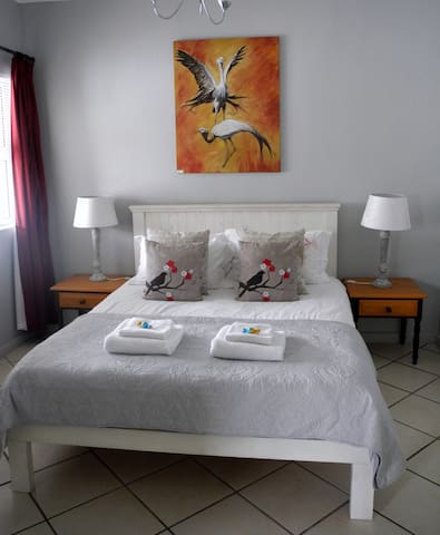 Beachcombers B&B Double Room - L' Agulhas