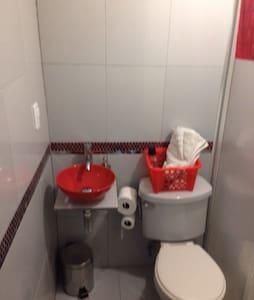 Recamara con baño privado - Maison