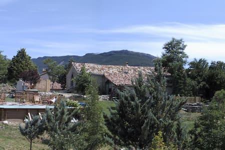 charmant gite dans les Hautes Alpes