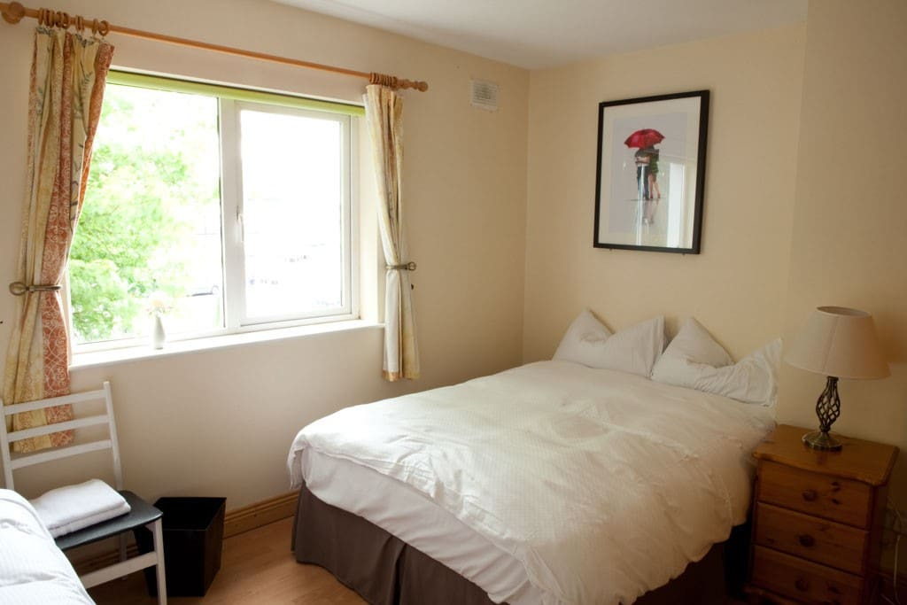 All our bedrooms have respa beds with Goose down duvets and pillows