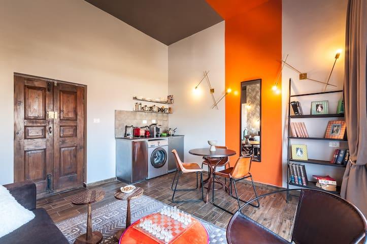 Charming apartment in Tel Aviv - Tel Aviv-Yafo - Wohnung