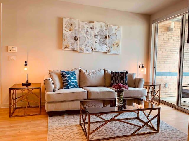 Ocean Breeze 2Bedroom / 2Bath Luxury Apartment