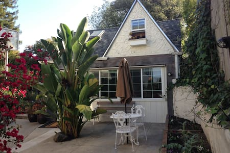Bay View Cottage in Berkeley Hills - Berkeley - Chalé