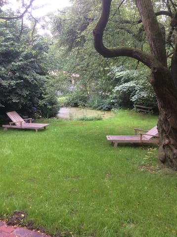 Ruheoase, Wellness und Landleben - Geestland , Elmlohe - Apartament