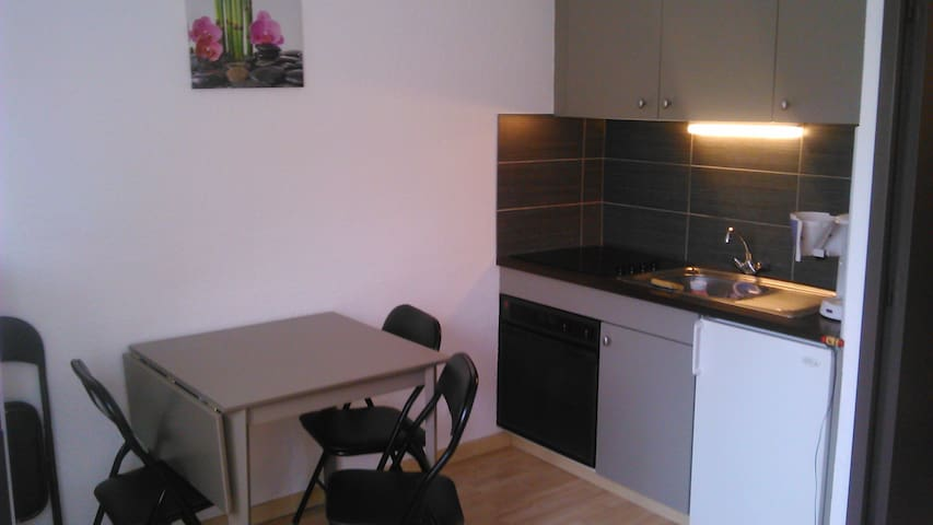 Studio Orcières Merlette - Orcières - Appartement