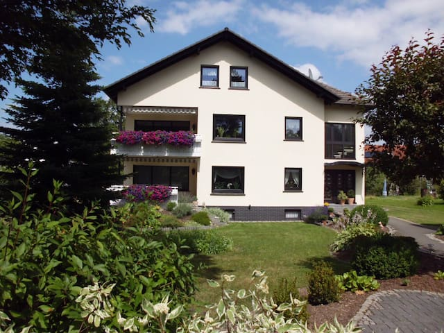 Ferienwohnung Silke - Fuldabrück - Apartemen