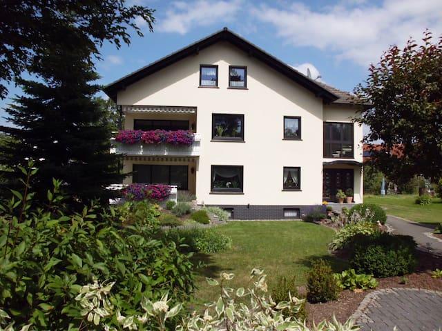 Ferienwohnung Silke - Fuldabrück - Flat
