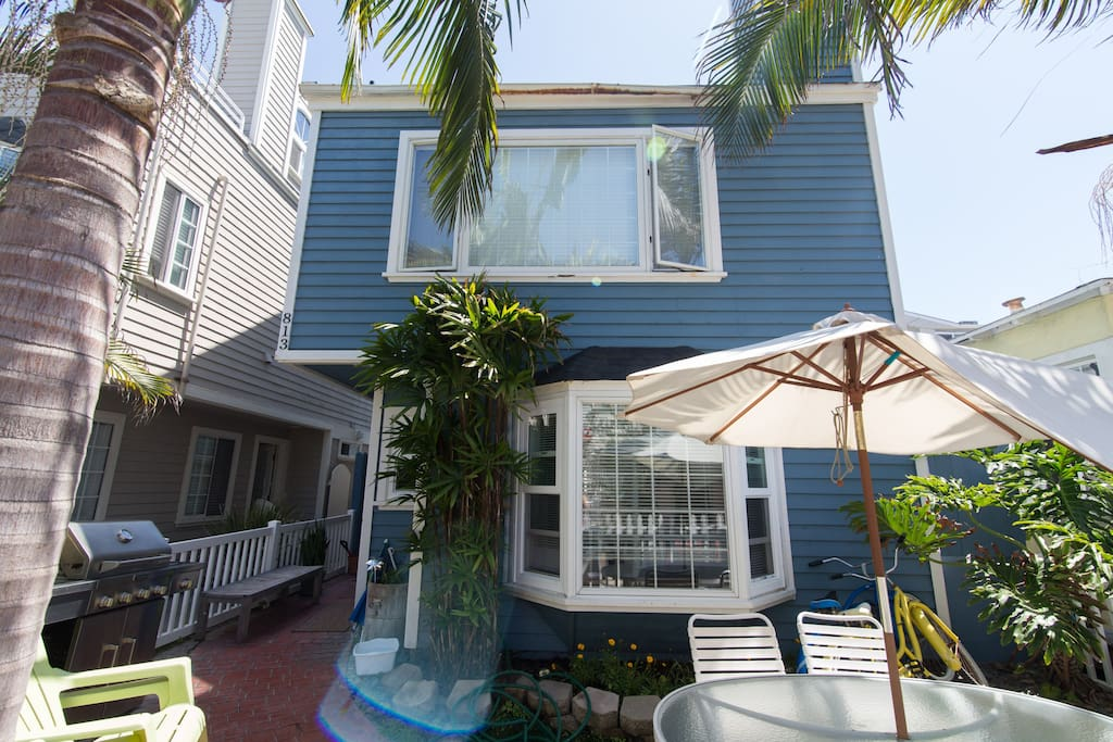 Charming Mission Beach House Houses For Rent In San Diego California United States