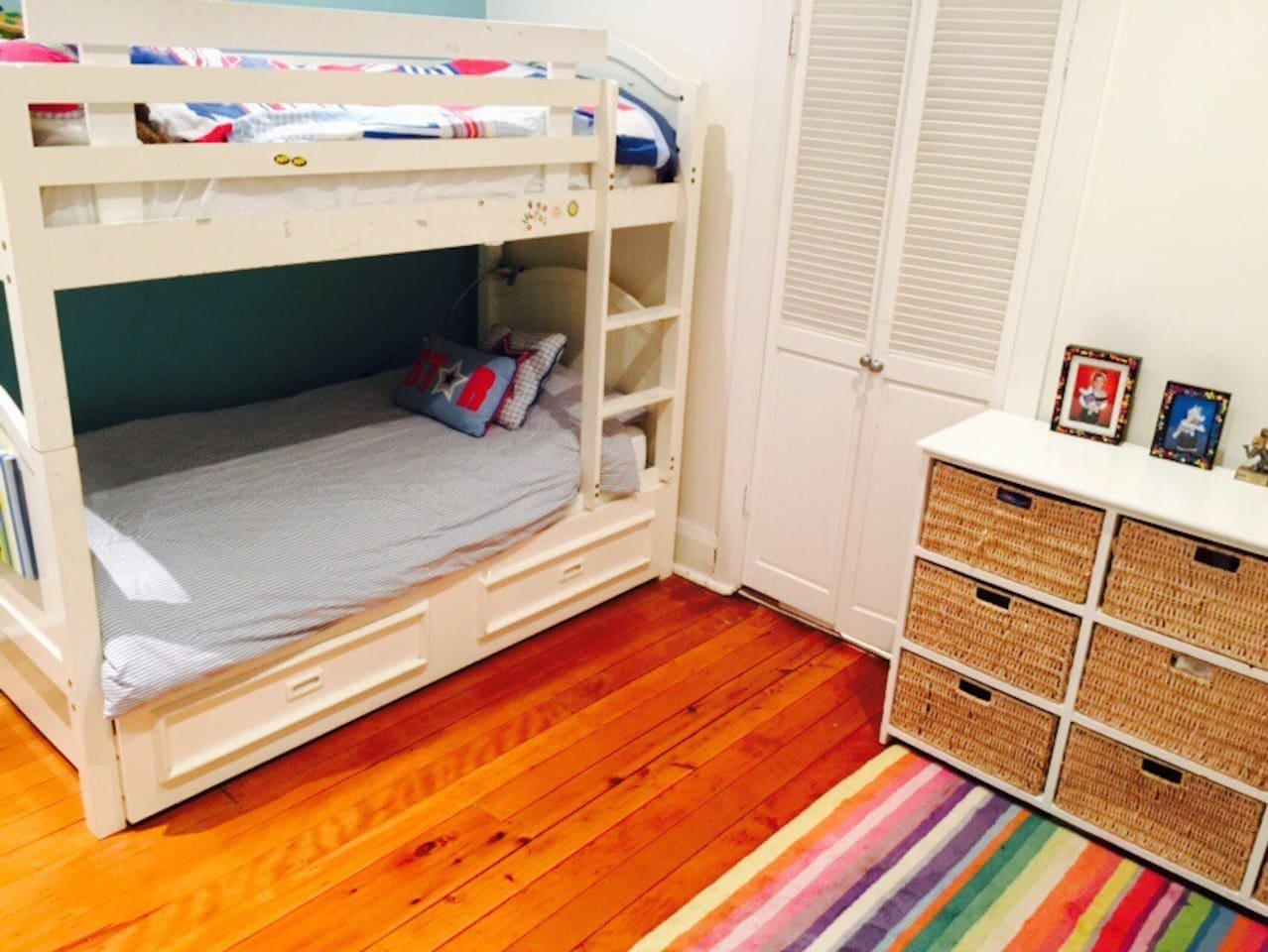 Kids Room - Bunk Beds