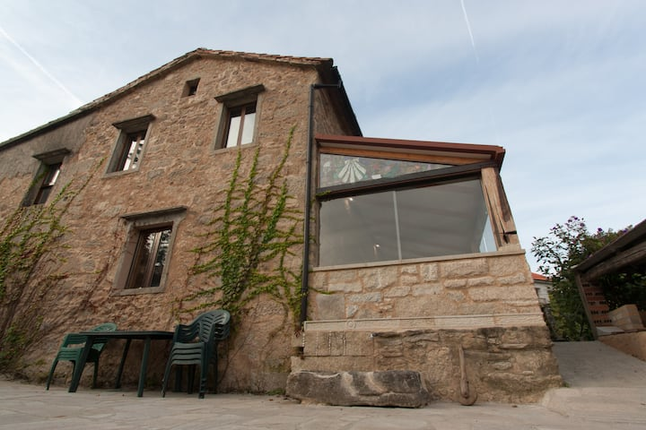 Casa Rural en Santiago de Compostela VUT-CO-001125