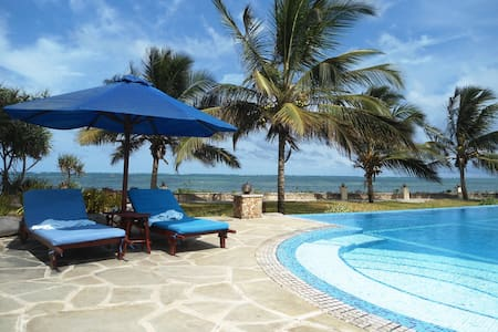 Top Beach-Bungalow., 2Pers, B&B, 2 - Mombasa