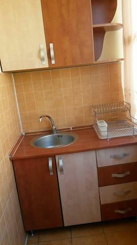 Cozy flat near termal treatments - Șimleu Silvaniei - Lejlighed