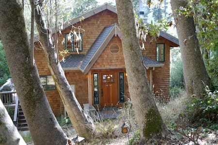 Forest Getaway in Inverness - Maison