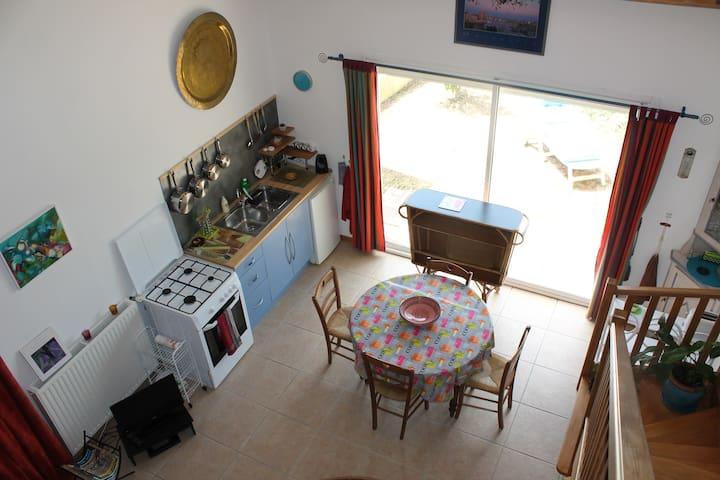 Cottage Lou Coudounat - Mimet - House