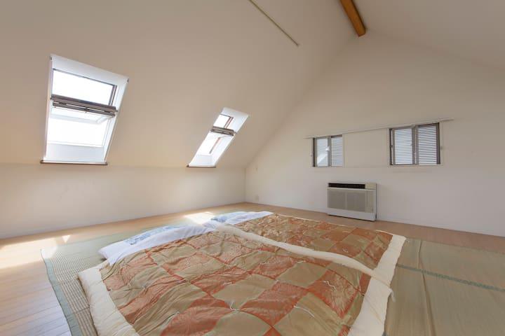 Ashiya Futon style private room