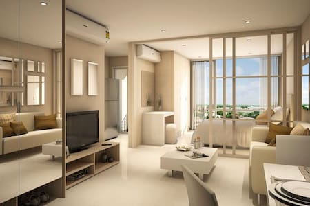 The Element Condo near Seacon Mall - Pravet - Apartemen