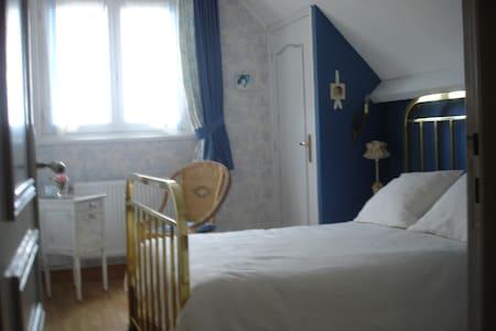 chambre agréable et confortable