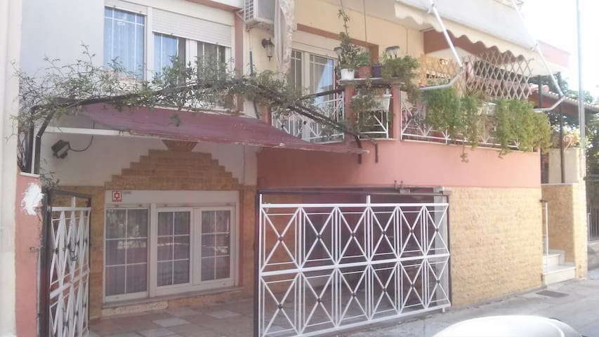 Bright and comfortable apartment !! - Volos - House