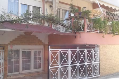 Bright and comfortable apartment !! - Volos - Rumah