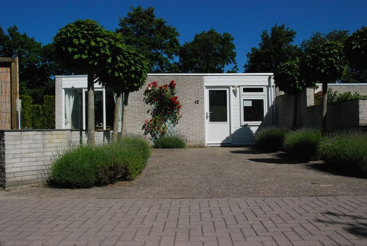 Holiday house in Ouddorp at Sea - Ouddorp - Cabaña