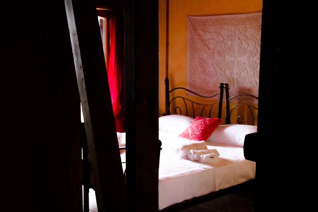 La camera da letto Arcobaleno