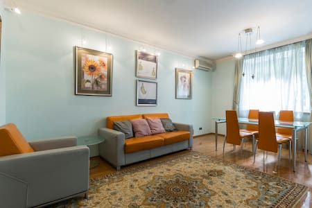 Stylish apartment in a prestigious
