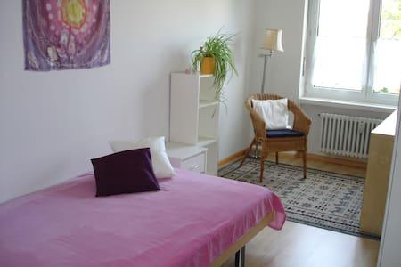 Gemütliches sonniges Privatzimmer - Birsfelden - Byt
