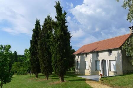 Maison pour visiter Lot et Dordogne - Gourdon - Dům