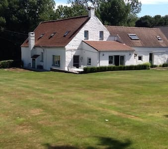 Joli duplex avec accès au jardin - Incourt - House