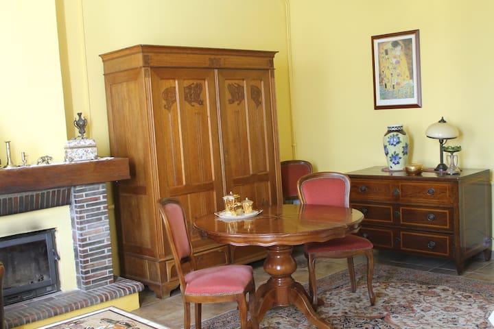 Pokoj w domu prywatnym - Marcillac