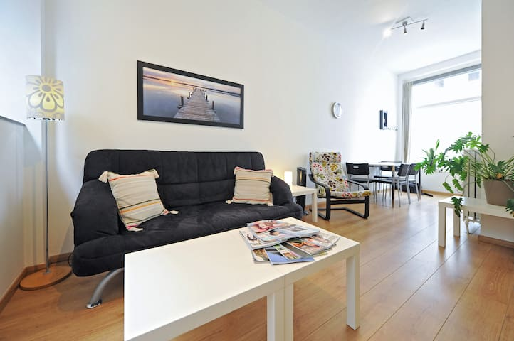 Lovely apartment in city centre.