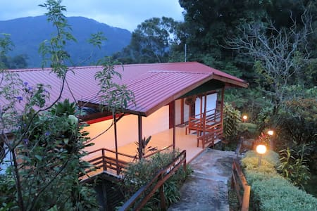 Mile 36 Lodge - Twin / Double - Kundasang - B&B/民宿/ペンション