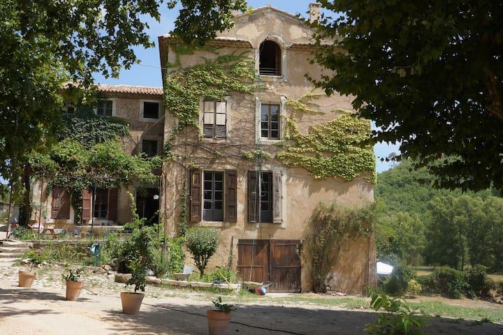 Parenthèse en Luberon, Junior suite - Rustrel - Bed & Breakfast