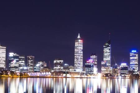 Perth City Retreat -  South Perth