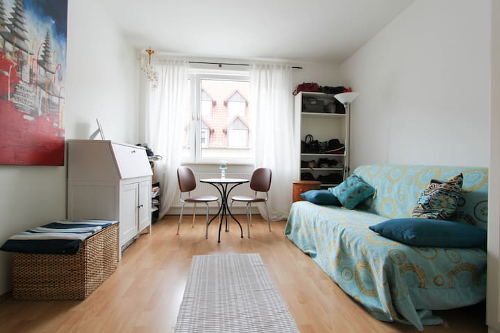Bright room in the center of Munich - München - Flat