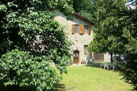 ANTICO CASALE IL FRULLINO - Borgo a Mozzano